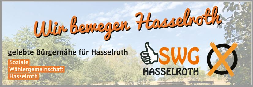 Banner SWG Hasselroth